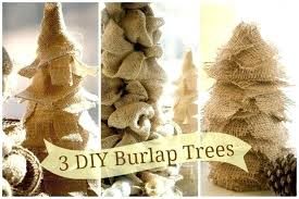Burlap For Fruit Trees Burlap Bags For Trees 3 Easy Diy Burlap Trees That  Anyone Can