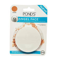 pond s angel face caribe pact powder cont neto 12 g