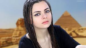 Ancient Egyptian Hair Style hair history ancient egypt youtube 4075 by wearticles.com