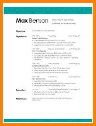 Best Resume Template Free Classy 40 Best Word Resume Template Zasvobodu