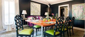 funky dining room furniture. Get The Look: Funky Fine Dining By English Room Furniture T