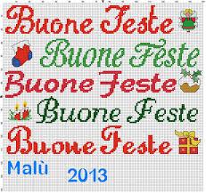 Buone feste con disegni | Punto croce, Punto croce natalizio, Alfabeto punto  croce