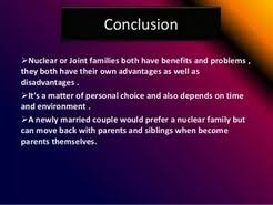 essay on nuclear family advantages and disadvantages  essay on nuclear family advantages and disadvantages