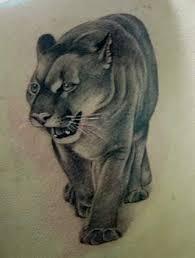 Tetování Puma Fotogalerie Motivy Tetování