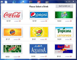 Vending Machine Java Gui Fascinating Top Entries Write Some Software For Vending Machine Freelancer