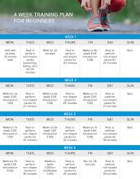 by the end of your first month of running for weight loss you should be able to sustain a base run for nearly 30 minutes it might not sound like much now