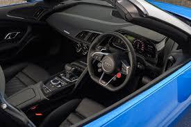 audi r8 spyder interior. Simple Audi On Audi R8 Spyder Interior