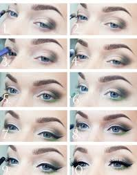 eye makeup for blue eyes you middot how to do