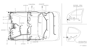 wiring for 2001 nissan sentra nissan parts deal 2001 nissan sentra wiring diagram a 005
