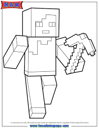 High Resolution Minecraft Images Colouring File Name Minecraft