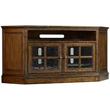 hooker tv stand. Exellent Hooker Hooker Brantley 2 Door Corner TV Stand In Dark Wood Inside Tv N