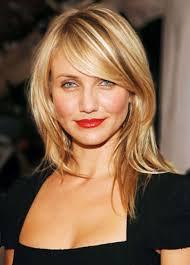 Celebrity Inspiration: Medium Blonde Hairstyles | Hairdrome.com