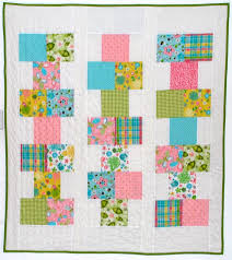 pdf baby quilt pattern...quick and easy...Hopscotch... charm & pdf baby quilt pattern...quick and easy...Hopscotch... charm pack or fat  quarters or scraps...modern quilt Adamdwight.com