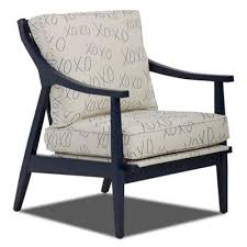 xoxo furniture. Large Picture Of Klaussner Lynn K934 Accent Chair (XOXO Troyal) Xoxo Furniture