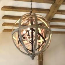 wood globe chandelier mini distressed painted white wood orb chandelier wood metal globe chandelier rustic wood wood globe chandelier