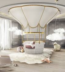 ... Fantasy Air Balloon bed and sofa for children's bedroom ...