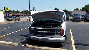 All Chevy 99 chevy express : Removing fan from water pump on 2002 Chevy Express 3500 - YouTube