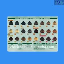 Hair Color Chart And Synthetic Hair Hair Color Chart