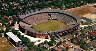 Information And Pictures Of Tulane Stadium Former Home Of