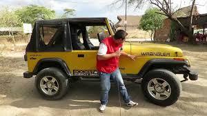 Jeep Wrangler 1986 - YouTube