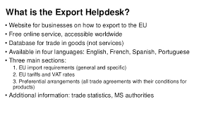 pyatnitsky explanation of the eu export help desk use en
