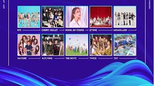 Meet The K Pop Idols Who Will Perform At The Sbs Inkigayo