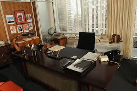 mad men furniture. Using Vintage Accessories\u2014like The Phone, Desk Pad, And Radio\u2014is An Mad Men Furniture N