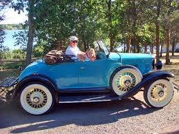 1930 Chevrolet Rumble Seat Roadster - Bramhall Classic Autos