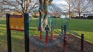 blenheim outdoor gym pollard park