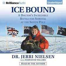 Ice Bound Audiobook   Jerri Nielsen   Audible.co.uk