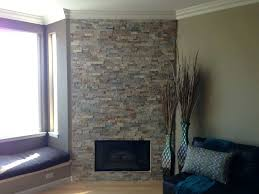 photo of flamingo tile ca united states complete makeover with stone for fireplace faux
