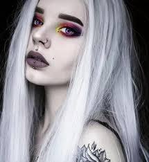 witch inspired makeup looks veronika meier