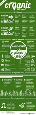 what does organic seo mean this is a great summation of organic seo that