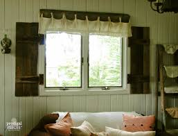 Make Your Own Shutters Diy Barn Wood Shutters From Pallets Prodigal Pieces