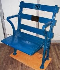 authentic yankee stadium seat