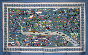 Hmong Culture, Traditions and History & Hmong Story Quilt Adamdwight.com