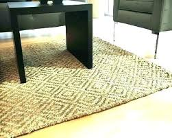 jute area rug rugs top burlap 8 round natural large