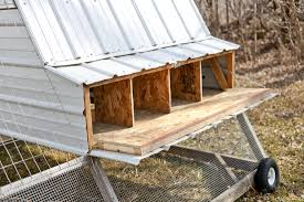 Mobile Chicken Coop Designs How To Build A Mobile A Frame Chicken Tractor Why