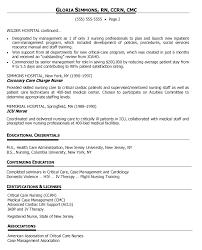 Best Resume For Nurses Sample Nurse Resume Lovely Sample Resume For