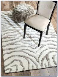 grey zebra rug awesome design gray grey zebra rug