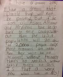 third grader brilliantly uses netflix and chill to shut down thirdgrader trump