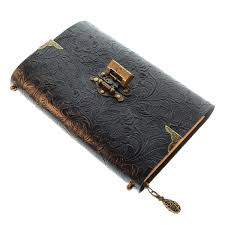 2019 flower cameo pattern leather notebook notepad journal 100 sheets handmade antique daily writing notebooks for men women gift from xumeng1688