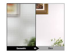 privacy textured glass