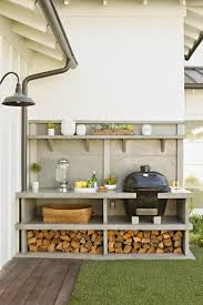 Small Outdoor Kitchen 17 Best Ideas About Small Outdoor Kitchens On Pinterest Outdoor