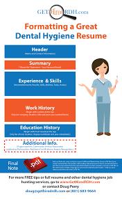 Resume Cover Letter Entry Level Dental Hygiene Objective Examples