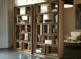 ... Charming Fancy Bookcase How To Paint A Wood Bookshelf Cube Brown  Bookcase With Books ...