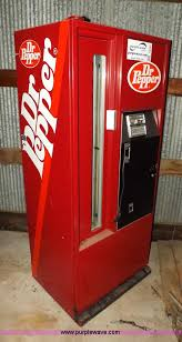 Dr Pepper Vending Machine For Sale Stunning Cavalier Dr Pepper Soda Machine Item I48 SOLD Novembe