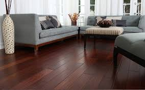 Dark hardwood floor Engineered Hardwood View In Gallery This Dark Hardwood Floor Trendir 40 Dark Hardwood Floors That Bring Life To All Kinds Of Rooms