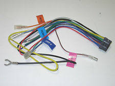 car audio and video standard wire harness for alpine alpine cde hd149bt wire wring harness new a3