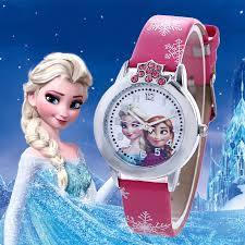 2018 Relojes <b>Cartoon Children</b> Watch Princess <b>Watches</b> Girl <b>Kids</b> ...